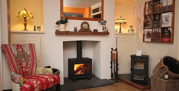 Hetas wood burning stove installers taunton somerset