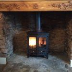 Coountry 6 Woodburner Installation in Washford